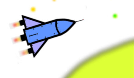 draw a spaceship ages 3 to 5