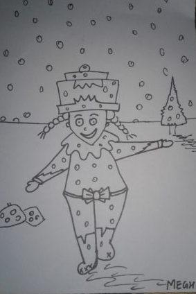 Holiday Drawing