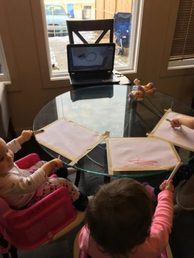 What to teach your 2 to 9 year-old to draw using art curriculum