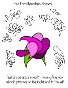 easy art design for kids