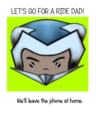 Ride Ride Ride!