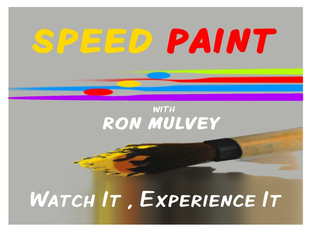 Skillshare with Ron Mulvey