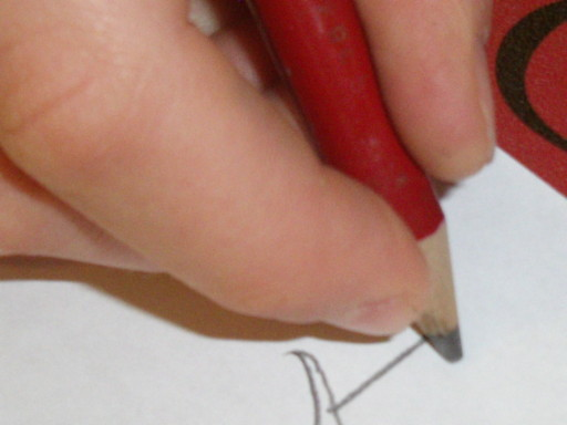how to hold pencil ages 3 to 5