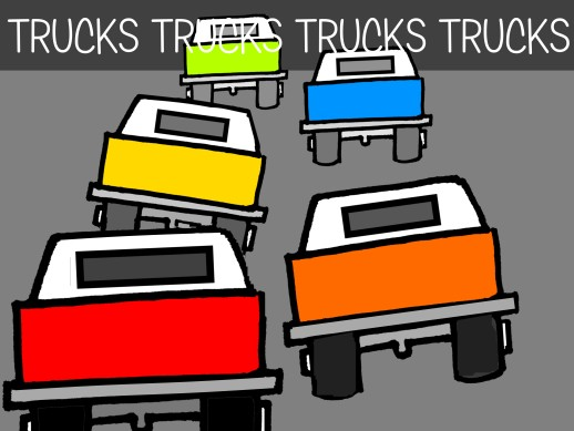 How to draw cars and trucks for ages 4 to 9