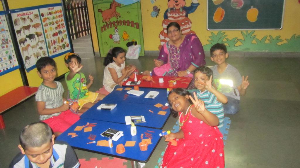 Teach Art in India