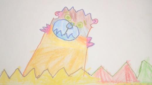 drawing for preschoolers and Kindergarten