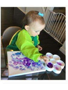 Preschool draw and paint